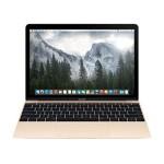 Apple MacBook A1534 MLHA2LL/A Inizio 2016 Core m3-6Y30 1.1GHz 8Gb 256Gb SSD 12' MacOS Catalina Gold Originale