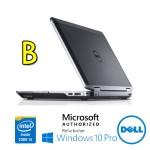 Notebook Dell Latitude E5430 Core i5-3320M 2.6GHz 4Gb Ram 256Gb SSD 14.1' DVDRW Windows 10 Pro [GRADE B]