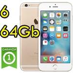Apple iPhone 6 64Gb White Gold MG4J2ZD/A Oro 4.7' Originale iOS 11