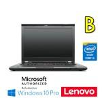 Notebook Lenovo Thinkpad T430 Core i5-3320M 4Gb 320Gb 14' WEBCAM DVDRW Windows 10 Pro [GRADE B]
