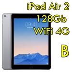 iPad Air 2 128Gb Grigio Siderale WiFi Cellular 4G 9.7' Retina Bluetooth Webcam MGWL2TY/A [GRADE B]