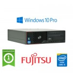 PC Fujitsu Esprimo E510 Intel CEL G1610 2.6GHZ 4Gb Ram 500Gb DVDRW Windows 10 Professional