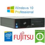 PC Fujitsu Esprimo E510 Intel G-2020 2.9GHZ 4Gb Ram 500Gb DVDRW Windows 10 Professional