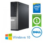 PC Dell Optiplex 3010 DT Pentium G870 3.1GHz 4Gb 250Gb DVD Windows DESKTOP 10 HOME