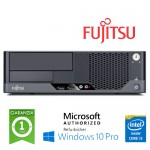PC Fujitsu Esprimo E9900 Core i3-540 3.06GHz 4Gb Ram 250Gb no ODD Windows 10 Professional