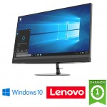 PC All in One Lenovo Ideacentre AIO 520-24IKU Intel Pentium-4415U 8Gb 1Tb DVD-RW 23.8' WVA FHD Windows 10