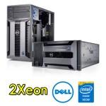 Server Rack DELL PowerEdge T710 (2) Xeon E5620 2.4GHZ 24Gb Ram 6Tb (2) PSU