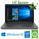 Notebook HP 15-DA0095NL Core i3-7020U 2.3GHz 8Gb 256GB SSD 15.6' HD DVD-RW Windows 10 HOME