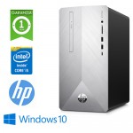 PC HP Pavilion 595-P0033NL Core i5-8400 2.8GHz 8Gb 1Tb+16Gb SSD DVD-RW GEFORCE GTX 1050 2GB Windows 10 HOME