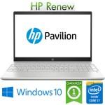Notebook HP 15-dw0014nl Core i7-8565U 1.8GHz 8Gb 512Gb SSD 15.6' HD LED Geforce MX130 2Gb Windows 10 HOME