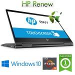 Notebook HP Envy X360 13-AG0010NL RYZEN5-2500U 8Gb 256Gb SSD 13.3' FHD TS Windows 10 HOME