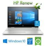 Notebook HP Envy X360 15-CN1015NL Core i7-8565U 16Gb 512Gb SSD 15.6' FHD TS GeForce MX 150 4GB Windows 10 HOME
