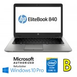 Notebook HP EliteBook 840 G3 Core i5-6300U 8Gb 180Gb SSD 14' FHD (Touch) Windows 10 Professional [Grade B]