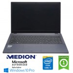 Notebook Medion Terraque W650RB-P Core i7-6700HQ 2.6GHz 16Gb 500Gb 15.6' Geforce 940M 2GB Win. 10 Pro NUOVO
