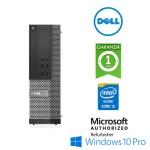 PC Dell Optiplex 9020 SFF Core i5-4590 3.3GHz 8Gb Ram 256b SSD DVD-RW Windows 10 Professional