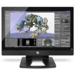 Workstation All in One HP Z1 G2 AIO Intel Xeon E3-1280 V3 16Gb 256Gb DVD-RW 27' FHD Quadro K3100M 4Gb 10 Pro.